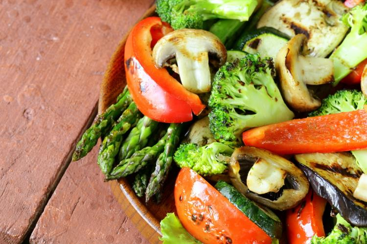 8 Vegetables to Reduce MS Inflammation