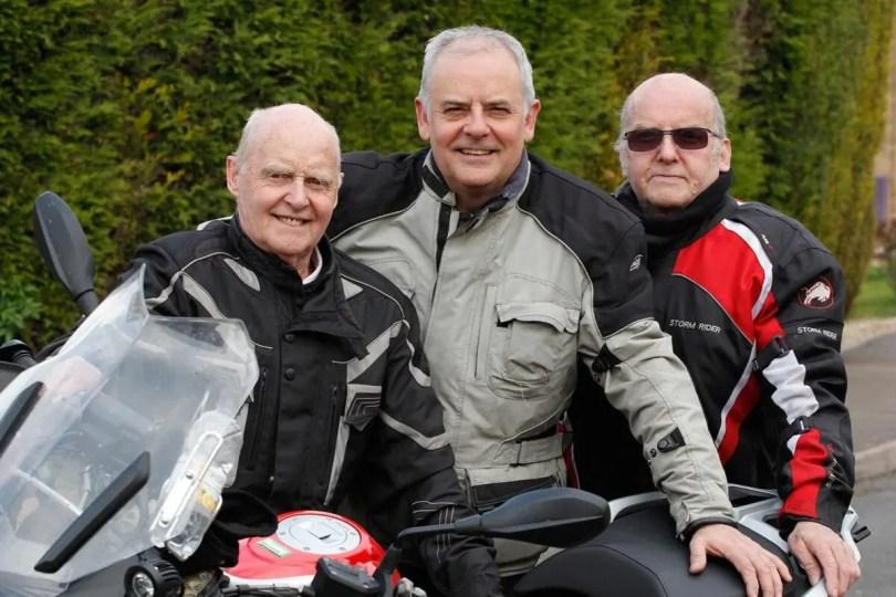 Gecktec's Albert, Tony and Harry