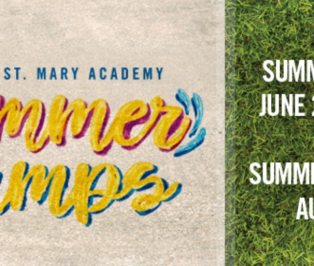 Summer Sessions Camps 2018