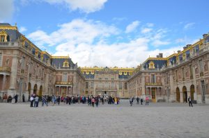 The Gilded Palace - Chateau de Versailles