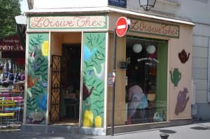 L'Oisivé Thé et Tricot, Paris, France