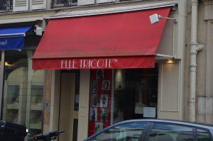 Elle Tricote, Paris, France