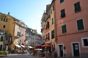 Main Street, Vernazza, Italy