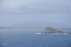 Blasket Islands in the Distance, Ireland