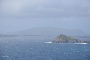 Blasket Islands in the Distance, Ireland