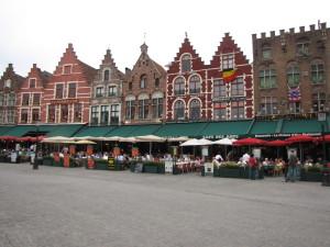 Restaurants in Brugge, Belgium