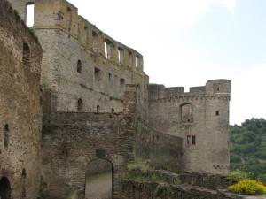 Rheinfels Ruins