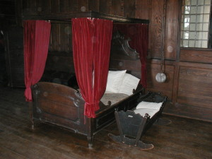 Bedroom, Marksburg Castle