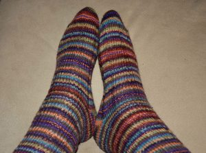 "My New ""Reggia"" Socks"