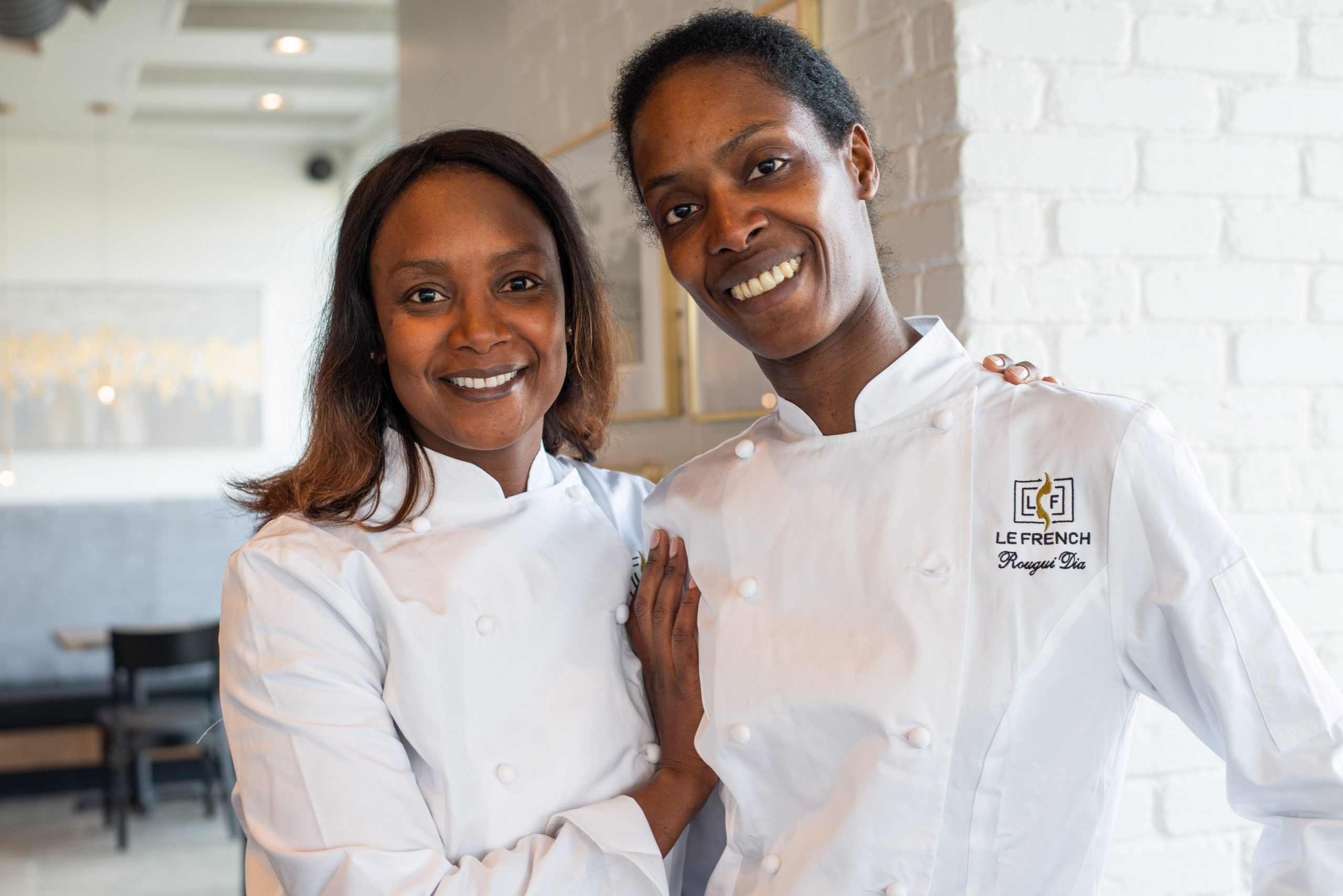 Denver Black female owners feed and thrive