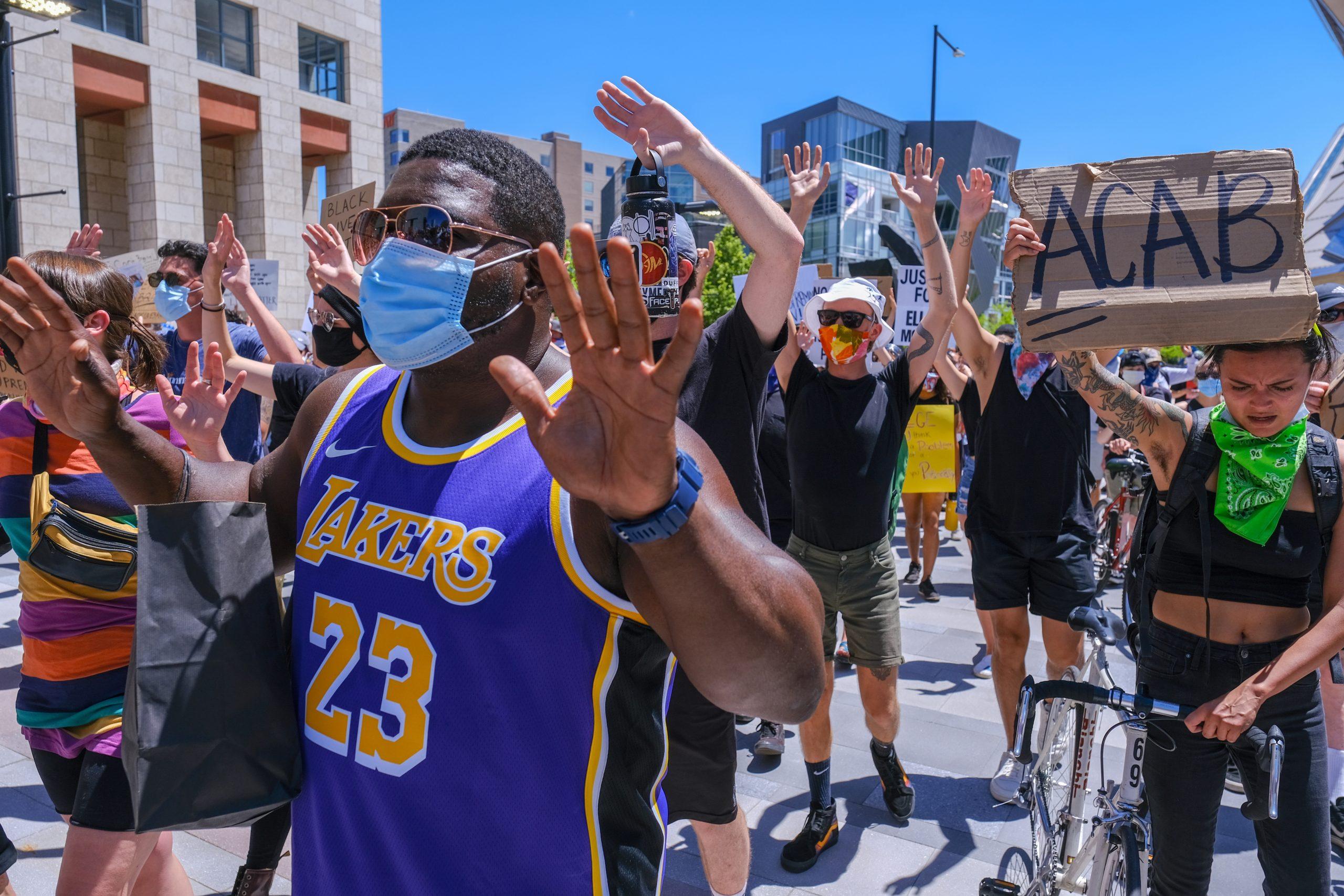 Updates: Denver protests in honor of George Floyd