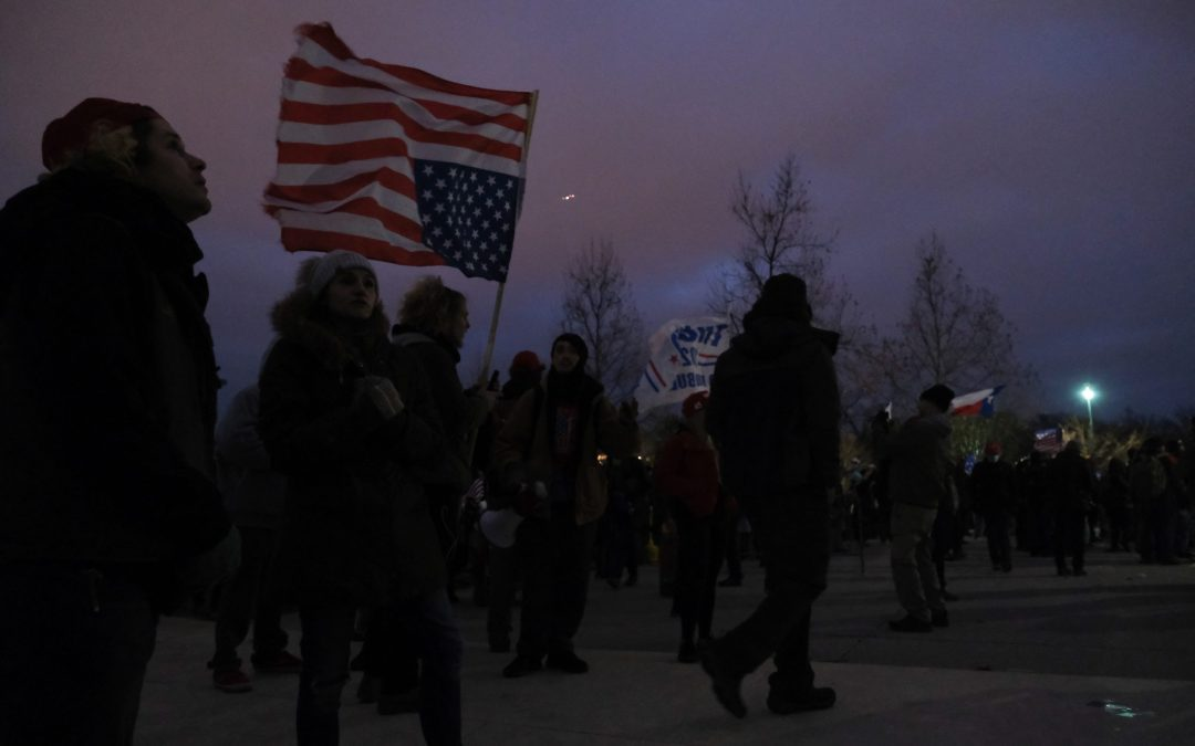 Pro-Trump insurrectionists storm D.C. Capitol as Colorado Republicans in Denver protest in solidarity