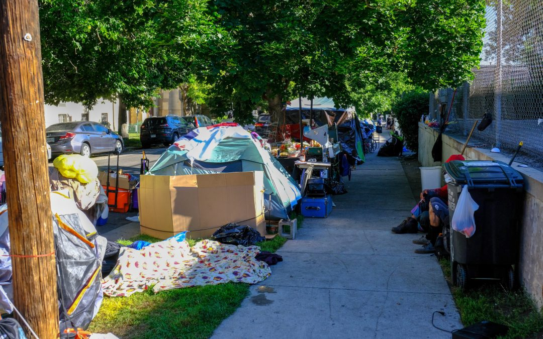 Denver homeless shuffled as city contract with National Western ends