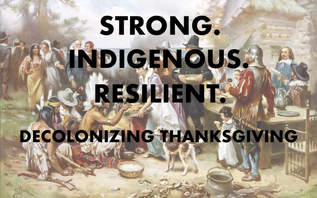 For many Natives, Thanksgiving isn't a celebration—it's a day of mourning