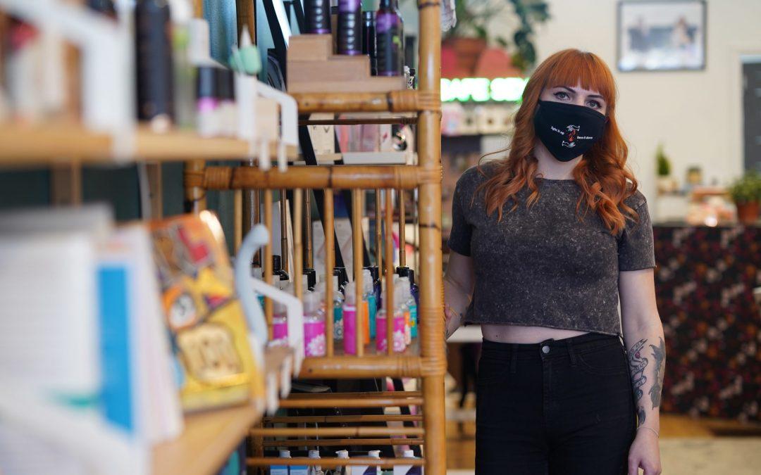Sex positivity reigns at Awakening Boutique