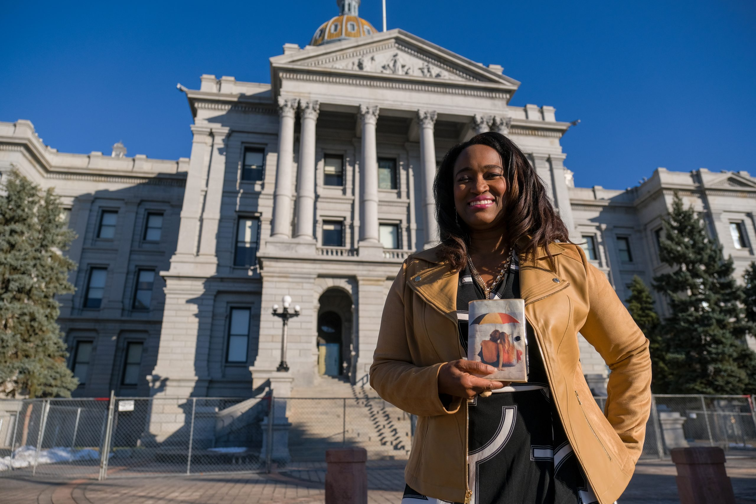 The first-ever African immigrant elected to state legislature prepares to serve Colorado