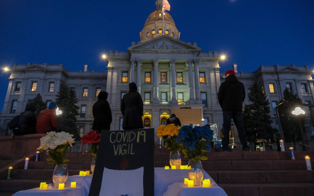 Black Hammer hosts Christmas candlelight vigil for those lost to COVID-19