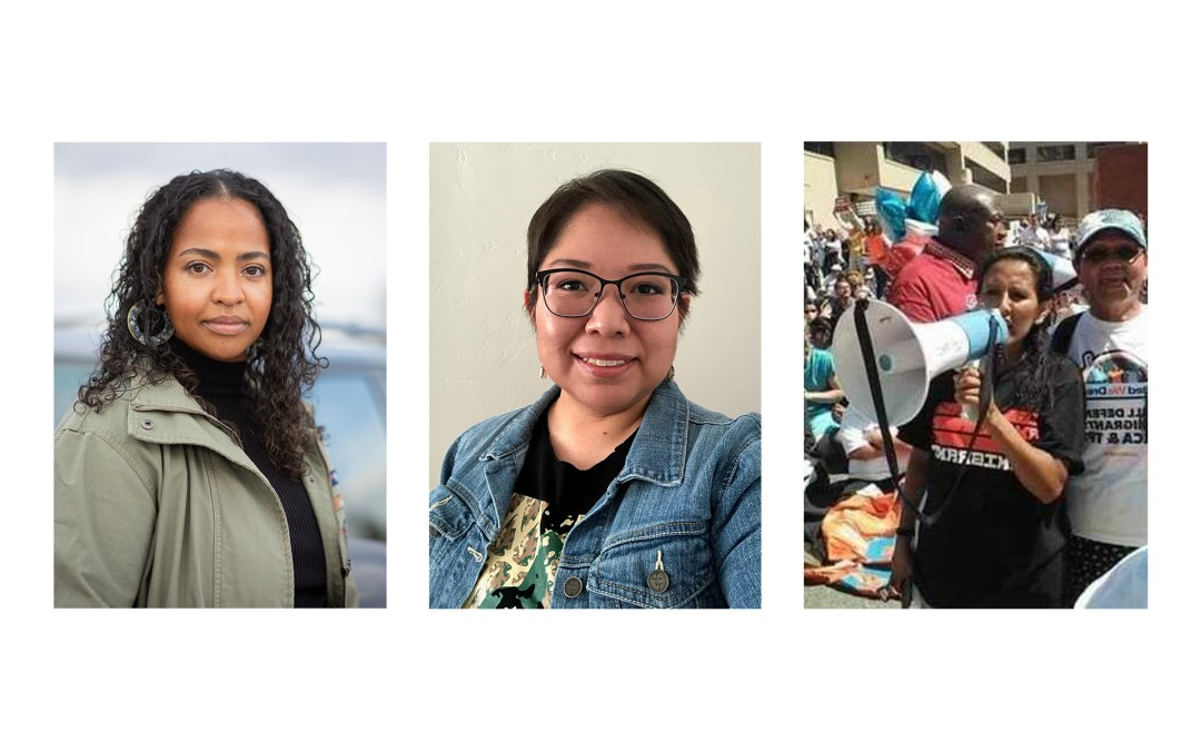 The women leading social justice movements—and the forces holding them back