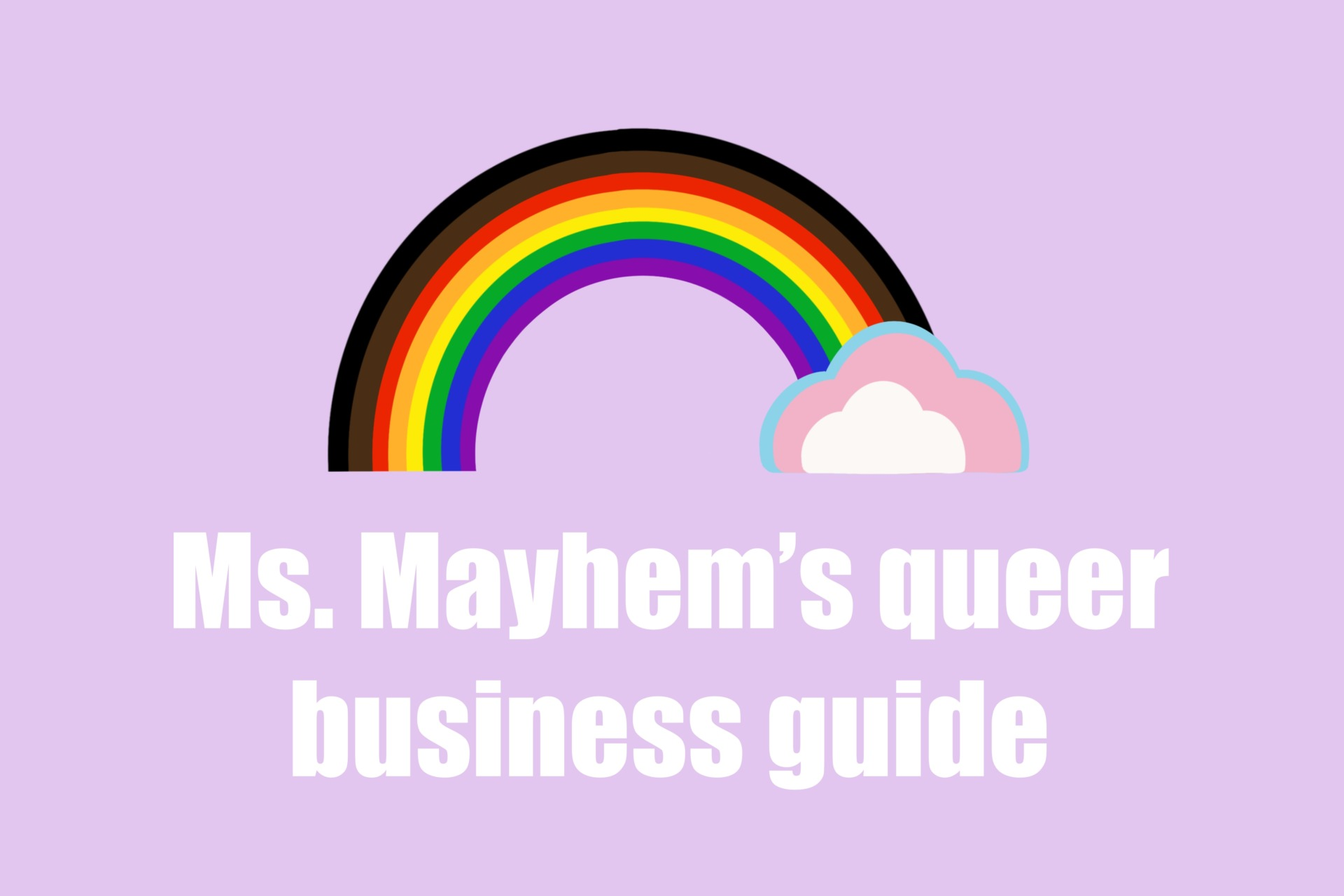 Put your money where your hashtag is in support of queer small businesses