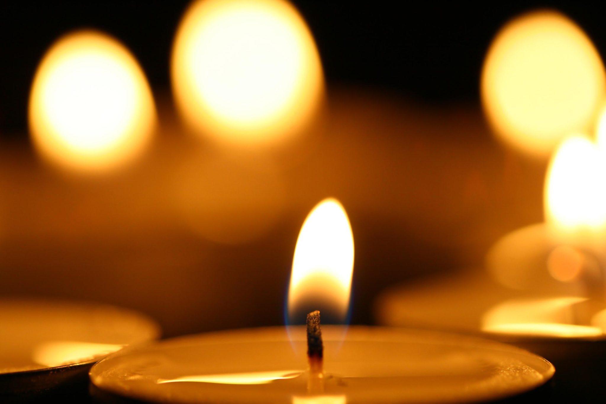 candle lighting times mount sinai