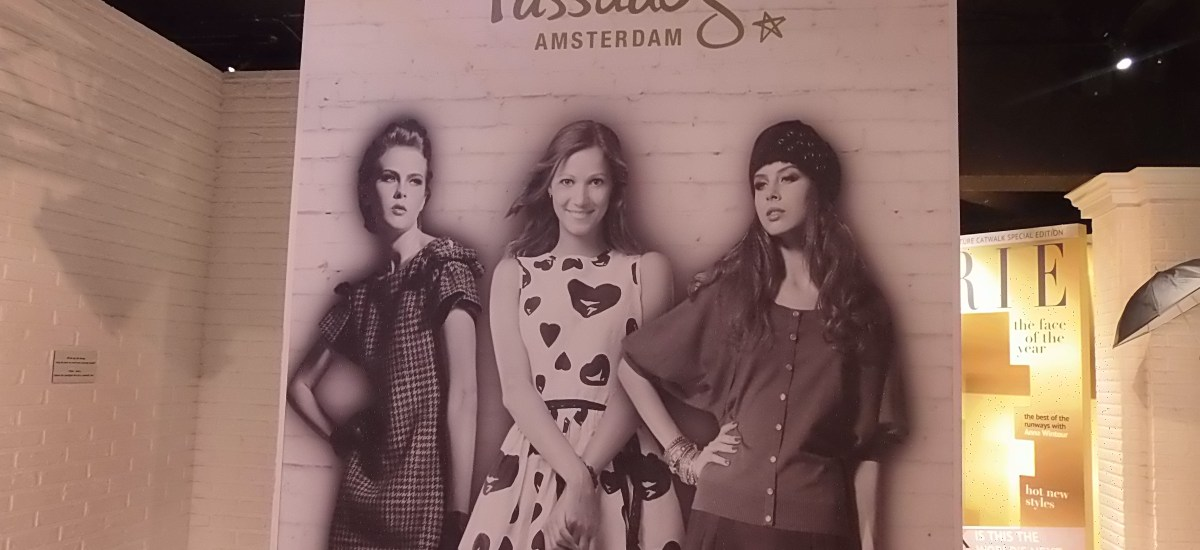 An evening with the stars at Madame Tussauds Amsterdam