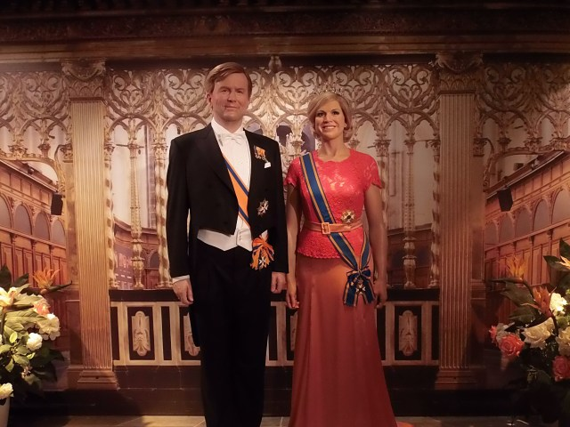 King Willem-Alexander and Queen Maxima of Netherlands