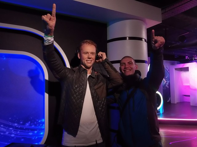 A Bulgarian's DJ Experience at Madame Tussauds