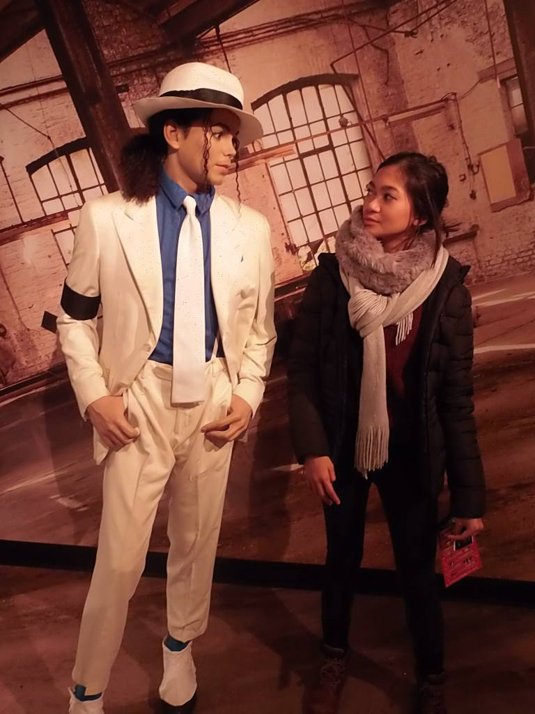 Michael Jackson at Madame Tussauds