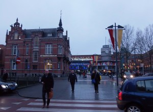 's-Hertogenbosch Central Station