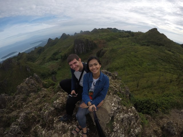 Osmena Peak with love