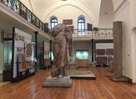 National Archaeological Museum interior
