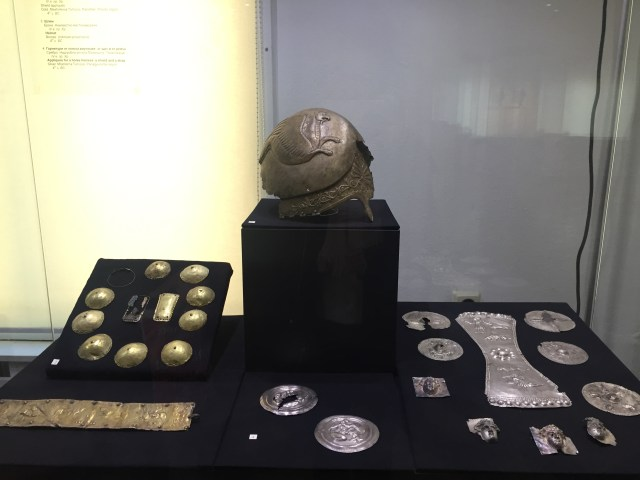Treasures with historical value