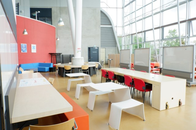 Hanze Groningen and state of the art facilities