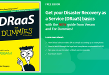 DRaaS Featured Image