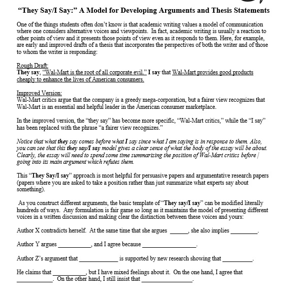 15 Free Thesis Statement Templates Ms Office Documents