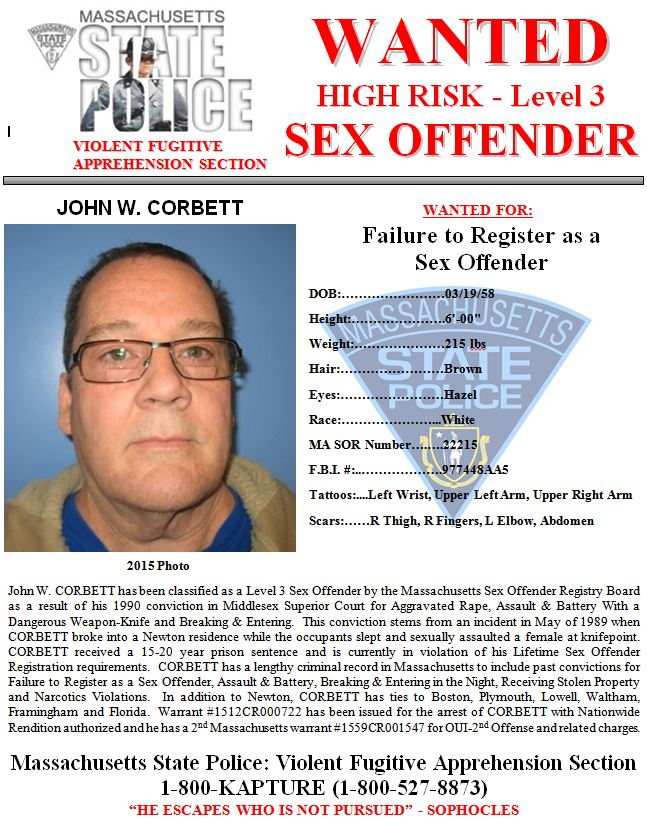 List of sex offenders for