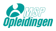 MSP Opleidingen logo