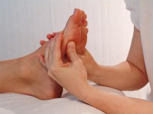 Thema avonden Voetreflexmassage