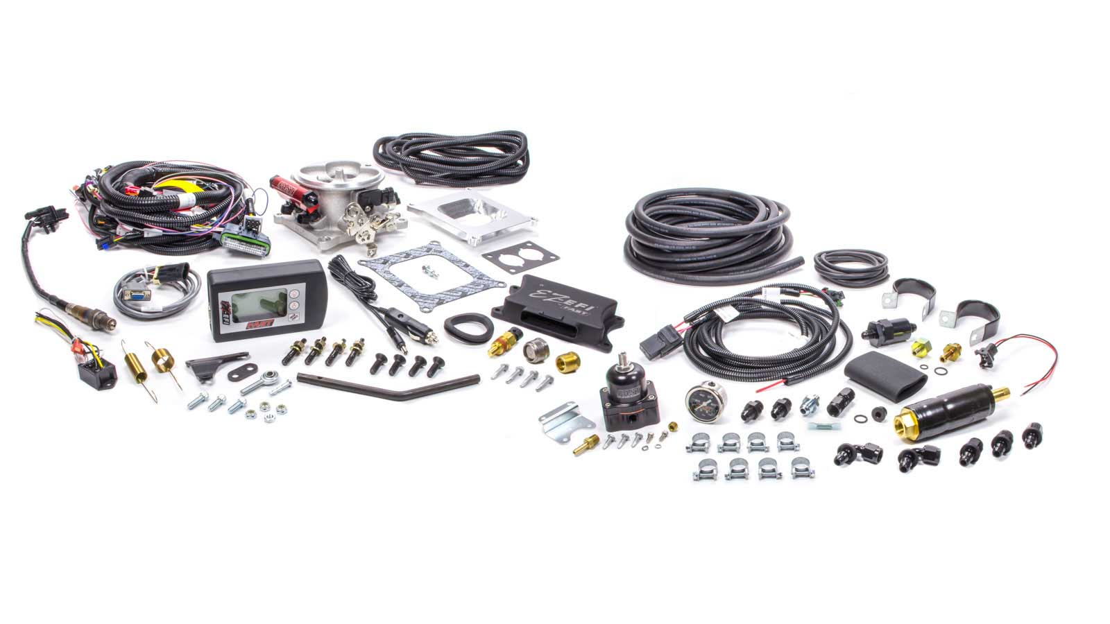 Fast Electronics Cfm Ez Efi Master Fuel Injection Kit