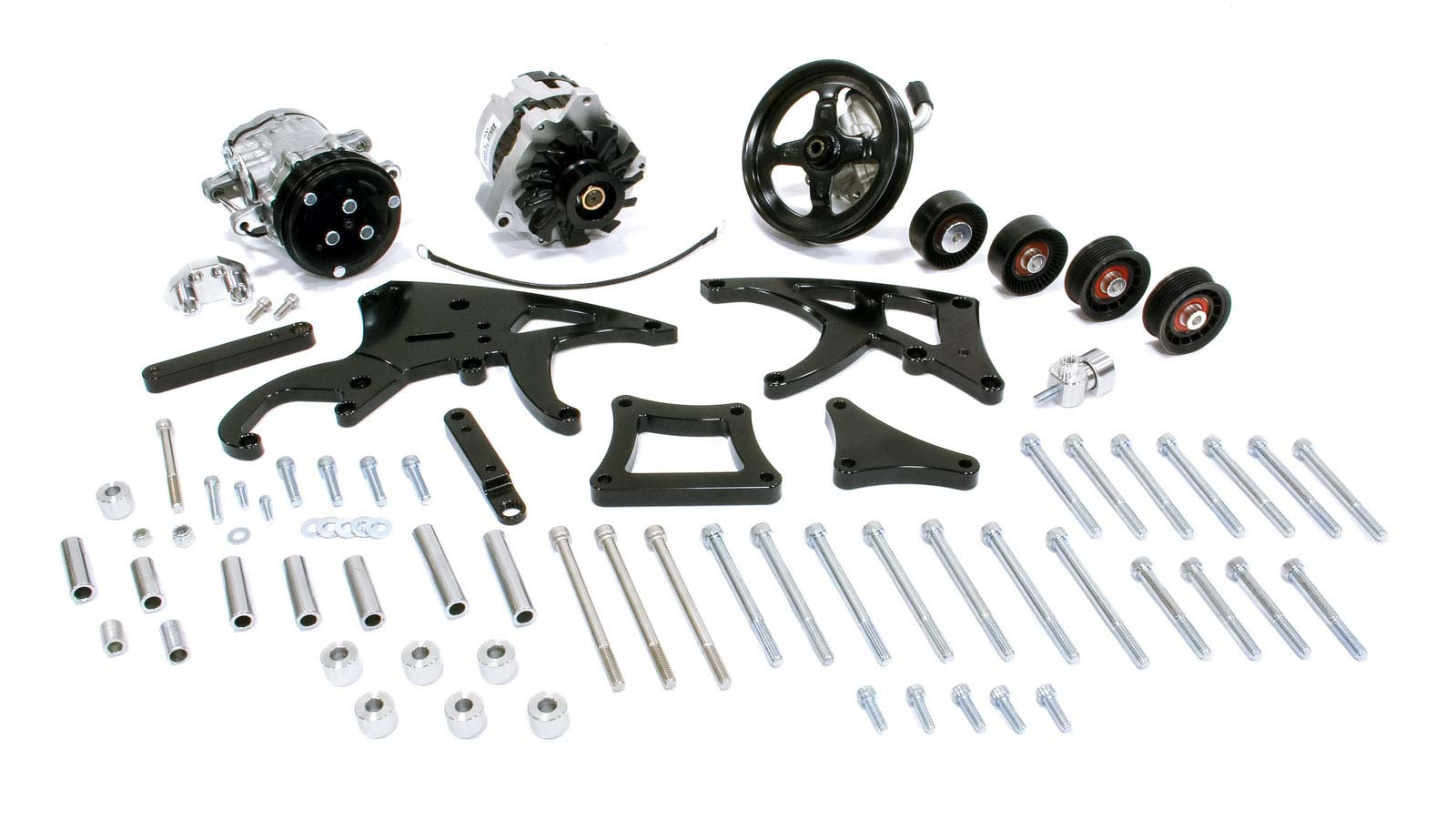 March Performance Gm Ls Series Sport Track Pulley Kit