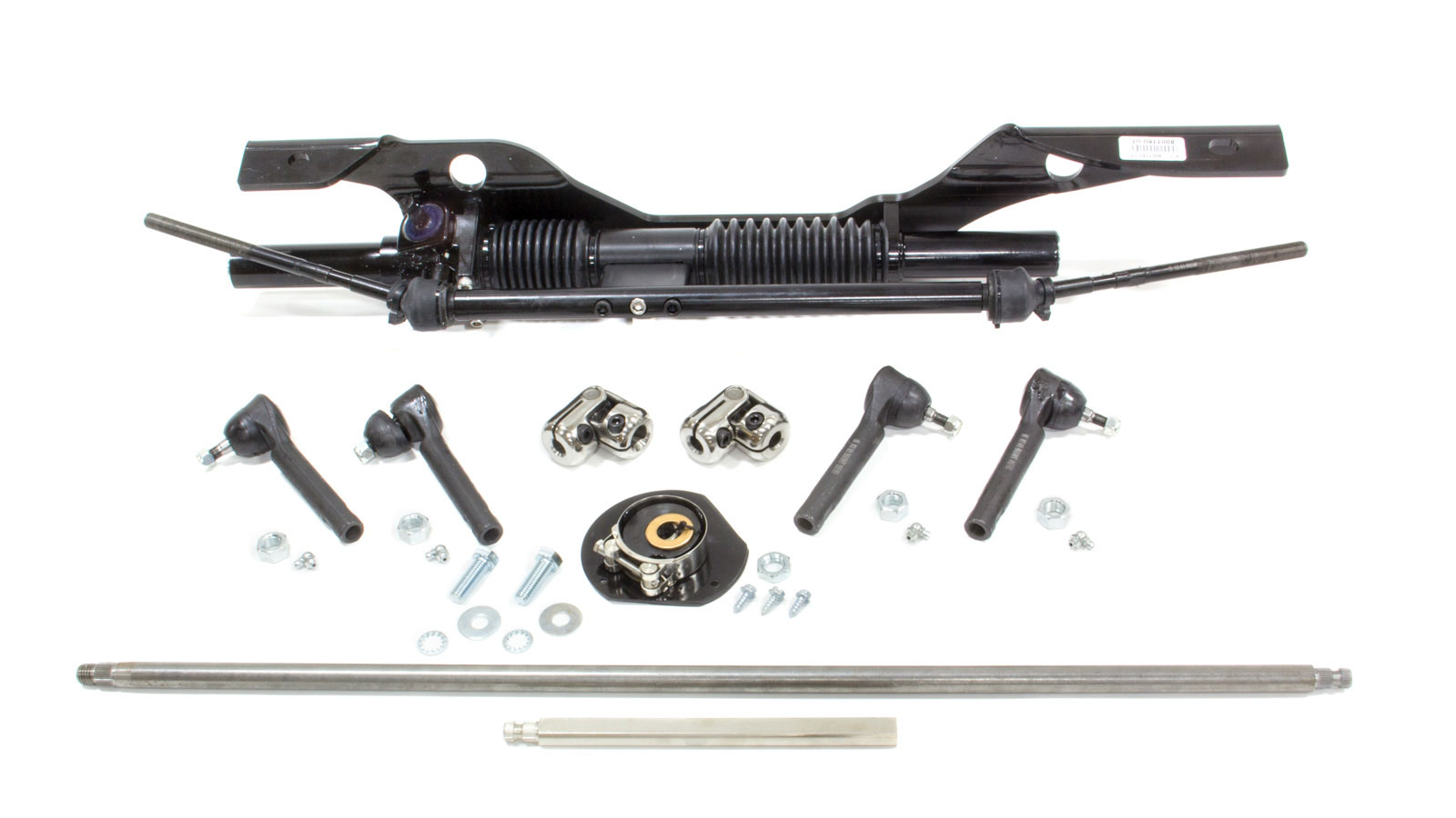 Unister Perf Products 01 Manual Rack And Pinion