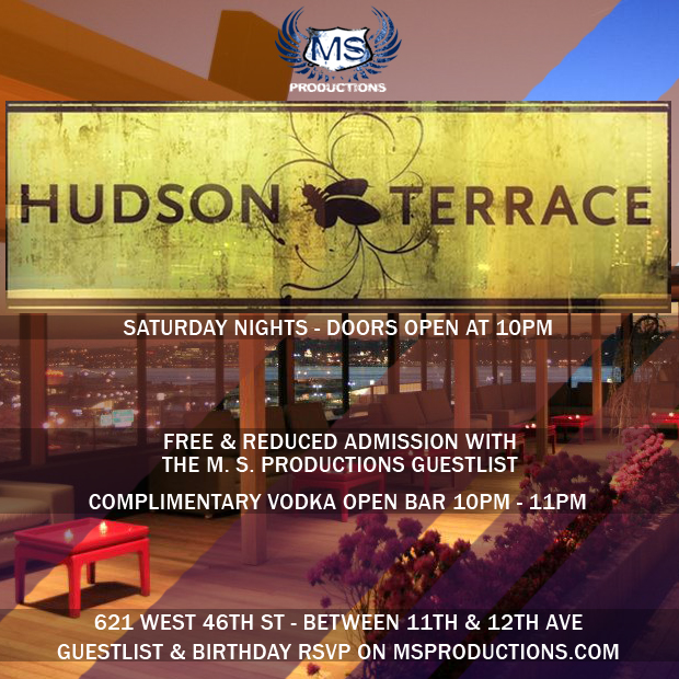 Hudson Terrace NYC
