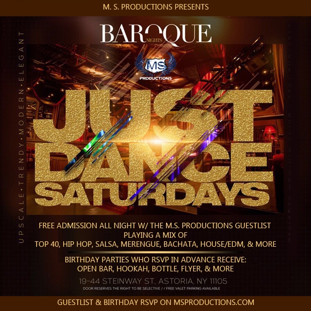 Club Baroque Astoria