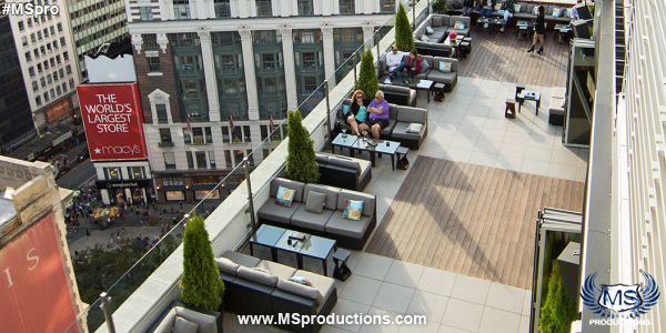 Monarch Rooftop NYC
