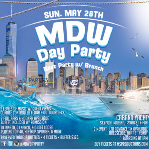 NYC Boat Party