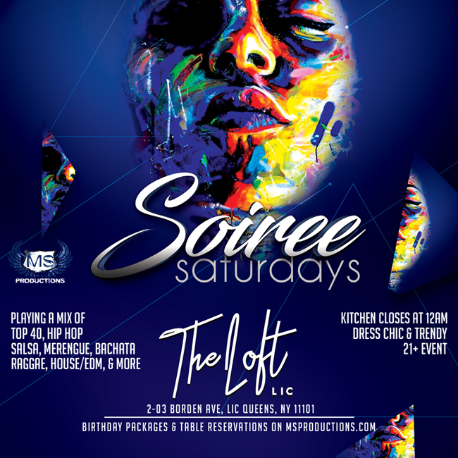 The Loft LIC - Saturday Night Party