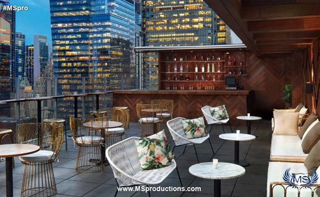 High Bar Rooftop NYC