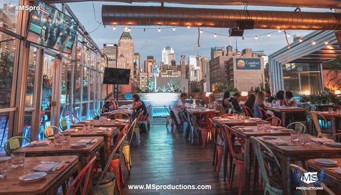 la terraza nyc rooftop bar and lounge
