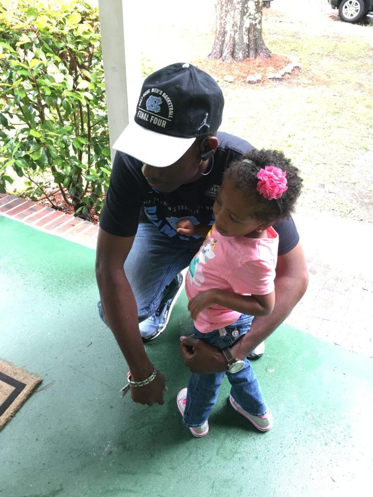 child meets bae