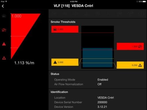 iVesda App